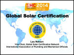 Global Solar Certification